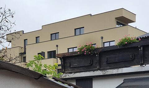Vertigo Bienengasse Graz Raising