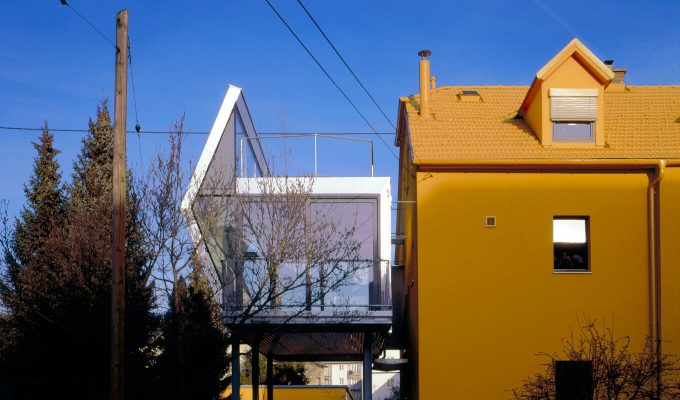 X ARCHITEKTEN – House of the Rising Sun